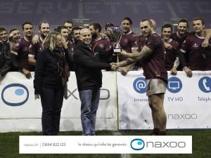 trophée des champions naxoo