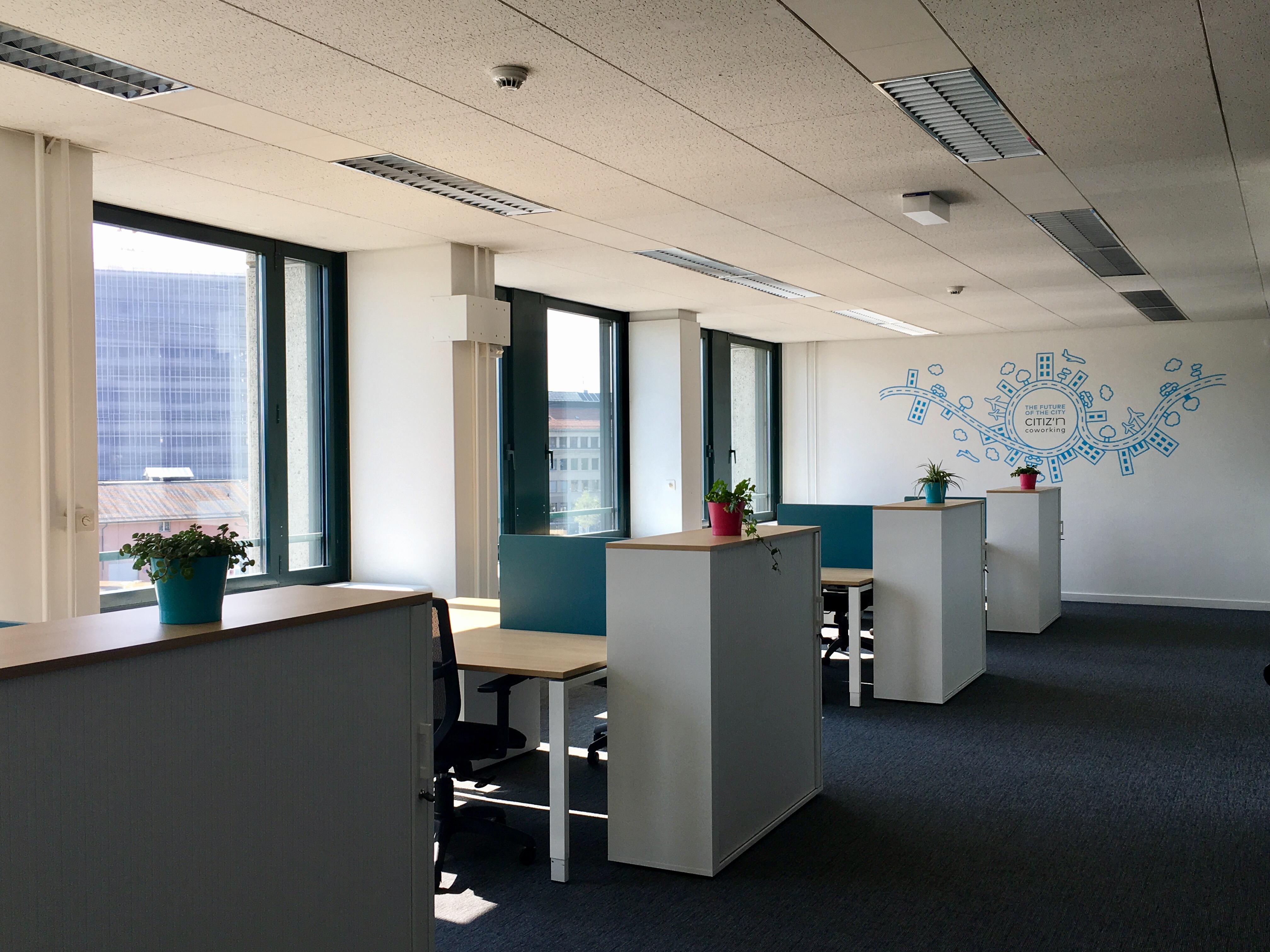 Citizn un nouvel espace de coworking dédié à la smart city à genève